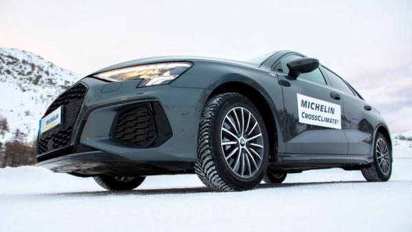 CrossClimate 2, la nouvelle arme fatale de Michelin