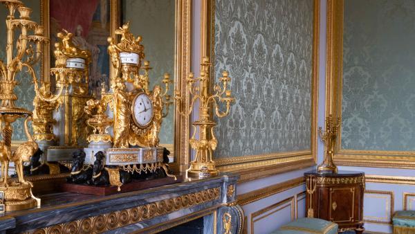 Tassinari & Chatel - chateau de versailles - bref eco