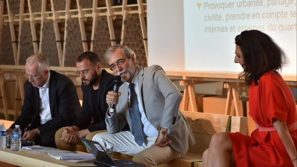 Vicat lance un concours à idées pour la réhabilitation d'un bâtiment à Mermoz