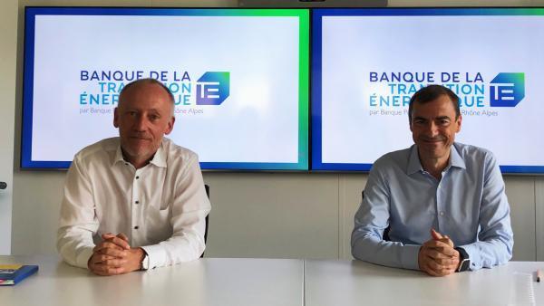 banque transition energetique - bref eco