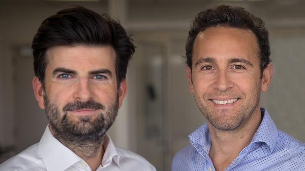 Laurent Lafaye et Fabrice Tocco, brefeco.com