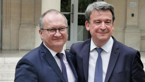 Jacques Chanut et Olivier Salleron, brefeco.com