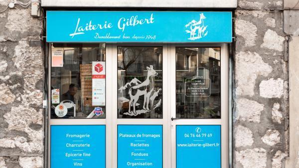 Laiterie Gilbert, brefeco.com