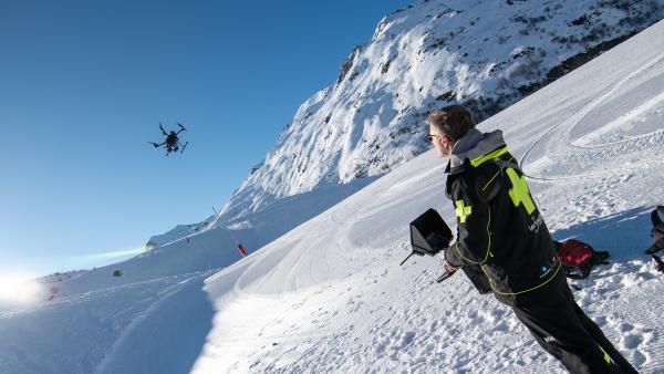 drone Vallée des Belleville, brefeco.com