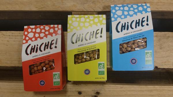 La start-up lyonnaise Chiche !