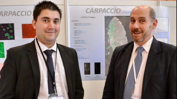 Carpaccio, la start-up qui analyse les images de muscles