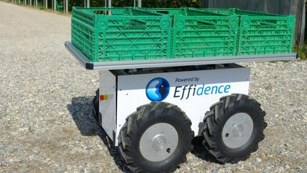 Robot EffiBOT d'Effidence