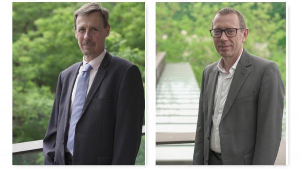 Damien Dumas et Philippe Risbourg, brefeco.com