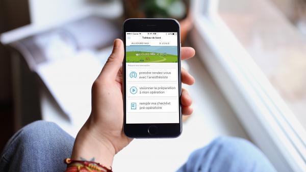 Nouveal e-santé, éditeur de la solution e-fitback.