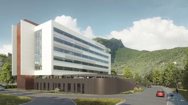 A Grenoble, Econocom prépare son nouveau centre de services