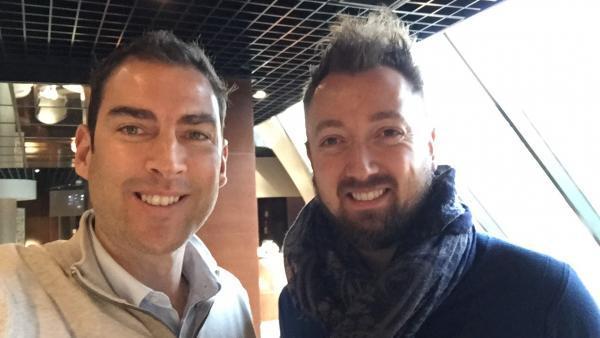 Edouard Maumejean et Julien Thuillier
