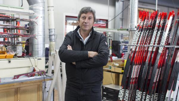 Bruno Cercley - Rossignol - bref eco