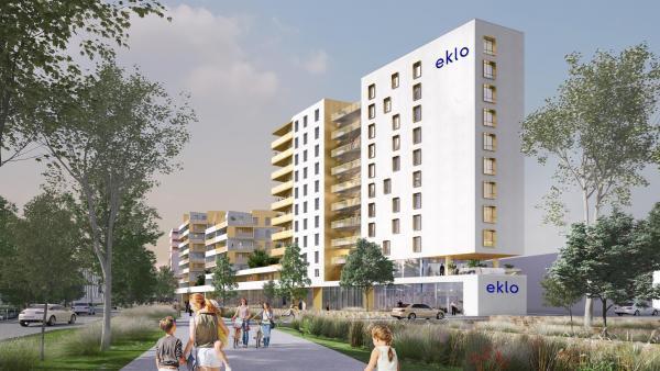 Le développement d'Eklo passe par Lyon