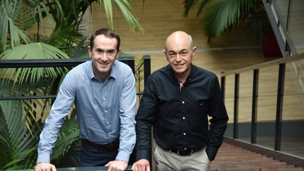 Edouard Catrice et Franck Couturieux, brefeco.com