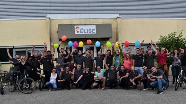 Les employés d'Elise Lyon, brefeco.com