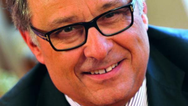 Emmanuel Imberton, président de la CCI Lyon Métropole Saint-Etienne Roanne - gilet jaune - bref ec