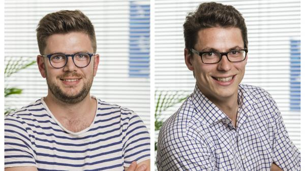 Maxime Vignon et Benjamin Jeantet, brefeco.com
