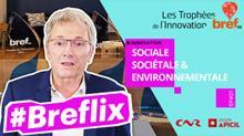 Trophées Bref Eco de l'Innovation 2020 EP#01 - Innovation Sociale, Sociétale, Environnementale