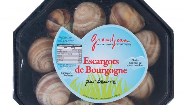 Sabarot rachète Grandjean et l'activité escargots de Bontout