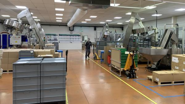 Eskiss Packaging investit dans son outil de production
