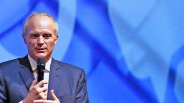 Florent Menegaux, président de Michelin.