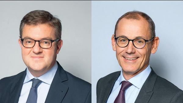 Fabien Vatinel et Laurent Sellier
