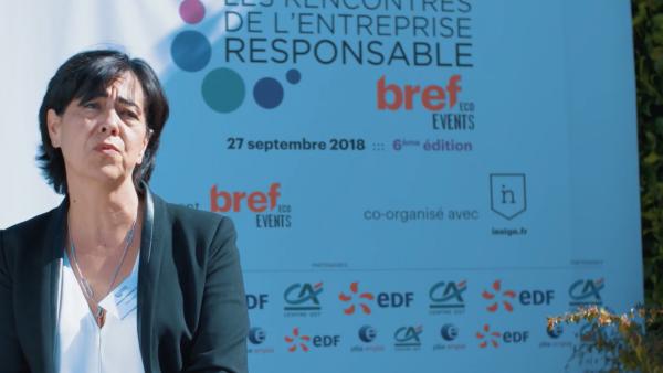 Fabienne Siebenborn, Pôle Emploi - bref eco