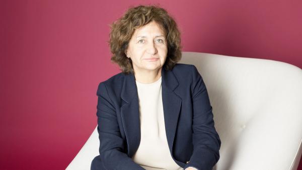 Fabienne Dallière, présidente de DCS Easyware - bref eco