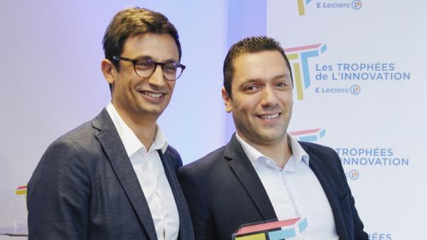 Stéphane Villacèque et Philippe Le Maître, brefeco.com