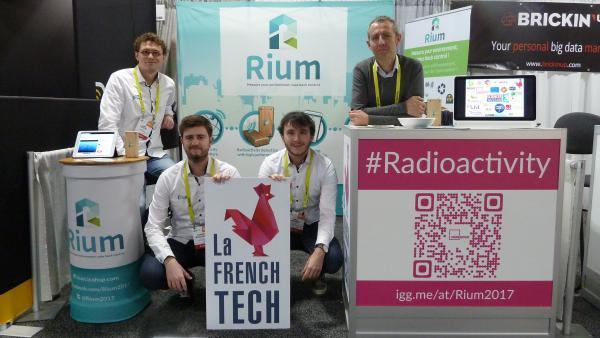 Rium, l'outil de poche pour contrôler la radioactivité