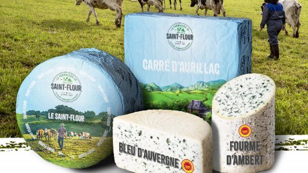 La Fromagerie de Saint-Flour à la conquête de la grande distribution