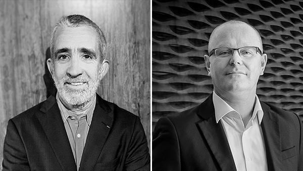 Philippe Boléa et Eric Raddaz, cofondateurs de Gagnepark.