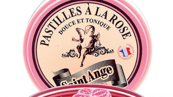 Pastilles Saint-Ange, brefeco.com