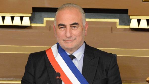 Georges Képénékian élu maire de Lyon
