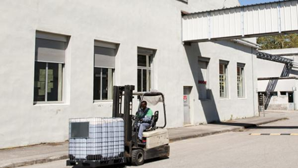 Site de production de Gifrer à Décines, brefeco.com