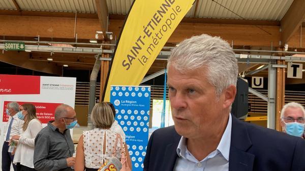 Christophe Cizeron, directeur général de GL Events Venues.