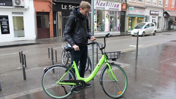 Gobee.bike quitte la ville de Reims deux mois après son lancement