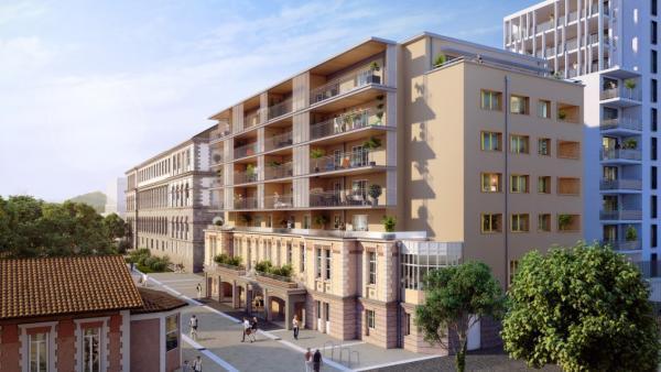 projet hôtel Dieu Clermont, brefeco.com