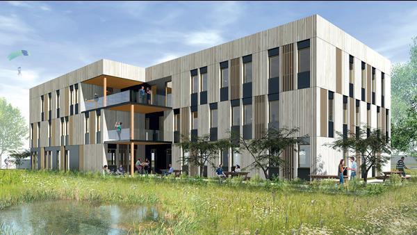 Green Campus Park - Moulin à Vent