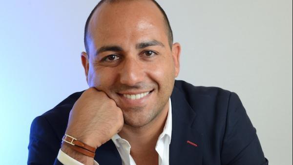 Guillaume Guttin le fondateur de Charging Phone. brefeco.com