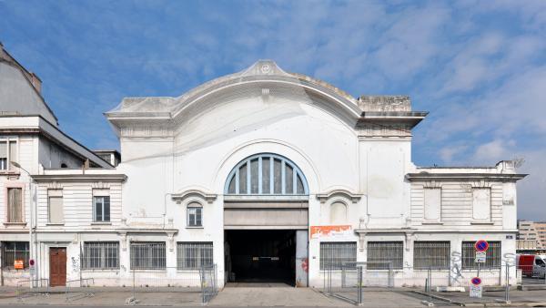 La Halle Girard, futur lieu totem de la French Tech Lyon