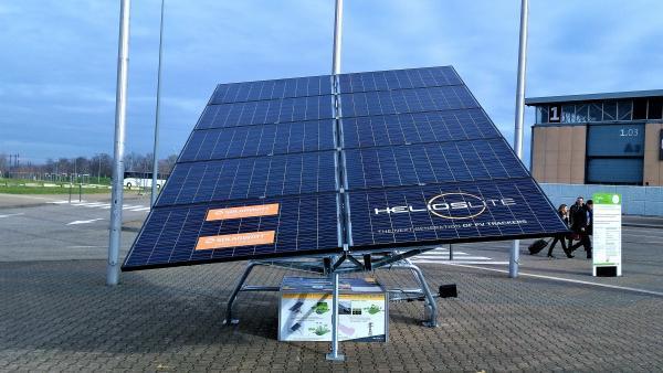 HeliosLite améliore la productivité des modules photovoltaïques