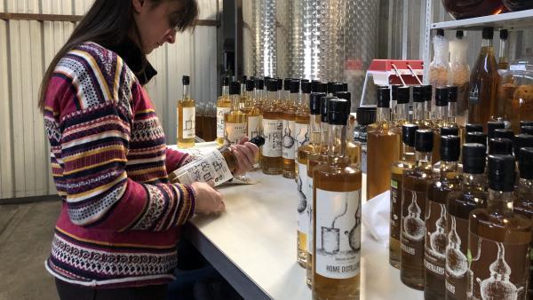 whisky Home Distillers - bref eco