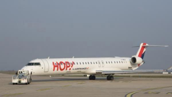 Air France Hop - bref eco