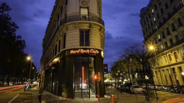 Hard rock café, brefeco.com