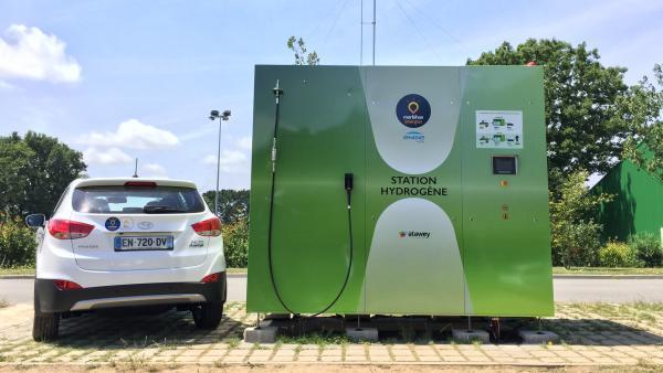 Hydrogène : l'Ademe injecte 14,4M€ dans Zero emission valley