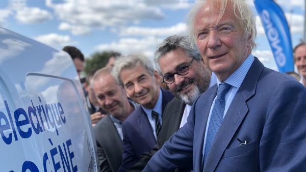 première station hydrogène a été inaugurée à Clermont-Ferrand - bref eco