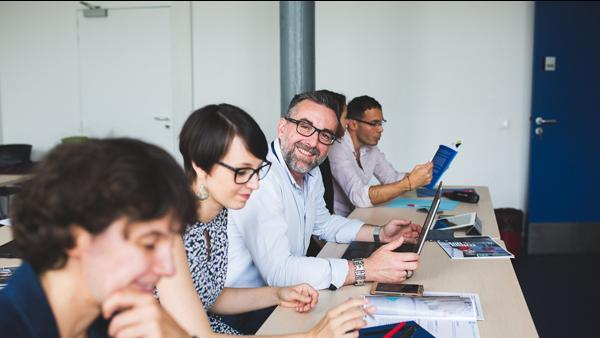 Aux côtés des entreprises pour recruter et former les collaborateurs