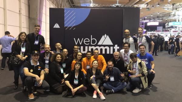 Web Summit - Bref Eco