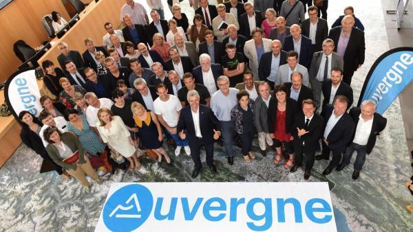 Lancement de la marque Auvergne